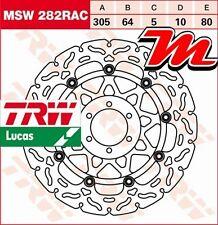 Disque de frein Avant TRW Lucas MSW 282 RAC KTM LC8 990 SMT, ABS KTM LC-8 SM 11-
