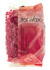 Italwax Hot Film Wax In Granules For Depilation - Rose