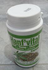 Hanf´vital Nahrungsergänzungsmittel 90 Kapseln 425 mg neu