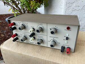 Heathkit Model ID-101 Electronic Switch