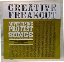 """The Hellers 10"""" LP Creative Freakout Advertising Protest Songs Psych Novelty"""