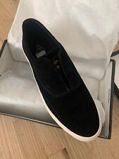 HUF Dylan Rieder Slip Shoe Size 10 M US Black Suede