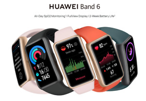 HUAWEI Band 6 Smart Watch 1.47 inch AMOLED Display Wrist Watch Android iOS