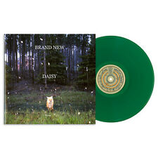 Brand New - Daisy - Vinyl LP - Green Sealed New Deja Entendu Jesse Lacey