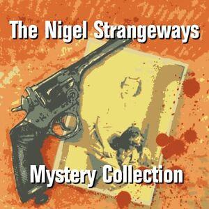 The Complete Nigel Strangeways  Mysteries Over 110 Hours - MP3 DOWNLOAD