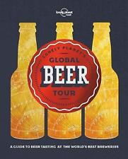 Lonely Planet's Global Beer Tour, Very Good Condition Book, Food, Lonely Planet,