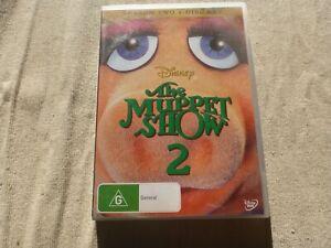 The Muppet Show : Season 2 (4x DVD) Region 4 Frank Oz