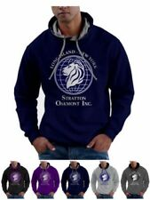 Wolf Hooded Regular Hoodies & Sweats for Men