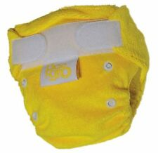 5 x Shaped microfibre reusable nappy (16-35lbs; yellow) 50% DISCOUNT FROM RRP
