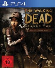PS4 The Walking Dead Season 2 PS4-Spiel Neu