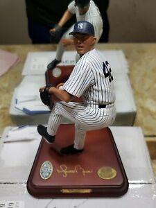 Mariano Rivera New York Yankees 2013 Danbury Mint With C.O.A + Original Box