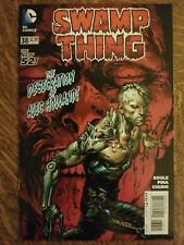 Swamp Thing (2011) #38 - Very Fine