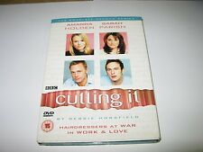CUTTING IT COMPLETE SERIES TWO  (2) R2 UK DVD BOXSET