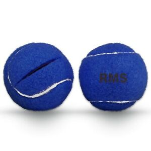 RMS Precut Tennis Walker Glide Balls (Walker Glides) - 4 Colors to choose from