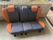 Ford Focus Xr5 Orange Recaro Seats