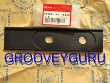 Honda CT90 CT110 Sub Gas Tank Rubber Vintage 17767-102-700ZA Rare
