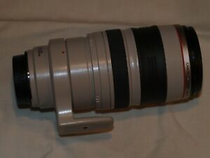 Canon EF 100-400mm f/4.5-5.6L IS USM Telephoto Zoom Lens - Excellent Condition