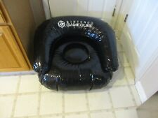 Nintendo Gamecube Console System Promotional Black Inflatable Display Chair