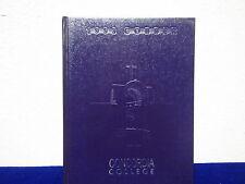"1993  CONCORDIA COLLEGE COLLEGE  YEARBOOK  "" COBBER"" Moorhead, Minnesota"