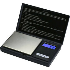 Smart Weigh Scales SWS-1000 Digital Pocket Scale 1000g Capacity- Black