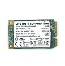 Lite-On IT Corp LMT-19nmBGA-64G 64GB SSD mSATA Solid State Drive