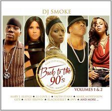 MIXTAPE-BACK TO THE 90'S 2 CD Neuf