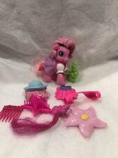 My Little Pony Pony Vill Pinkie Pie With Wig Clothes And Accessories 2008