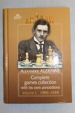 Russian Chess Book: Alexander Alekhine Complete Games Collection