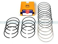 Fits 02 - 05 SAAB SUBARU IMPREZA 2.0L TURBO NPR ENGINE PISTON RINGS EJ205 EJ20T
