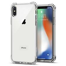 Spigen iPhone X Case Rugged Crystal Crystal Clear