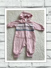 Baby Girls Clothes 0-3 Months - Pretty Jumpsuit Outfit -
