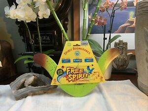 Channel Craft Free Spirit Boomerang Right Handed Brand New Glow In The Dark RARE