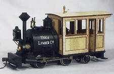 BANTA MODELWORKS BACHMANN PORTER ALL WEATHER WOOD CAB On30 Unpainted Kit BMT2082