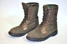 Mens Cabelas GoreTex Thinsulate Insulated Hunting Work Hiking Boots 81977 ~8 EE