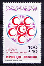 Tunisia 1985 MNH, Red Cross, Red Crescent (H8n)
