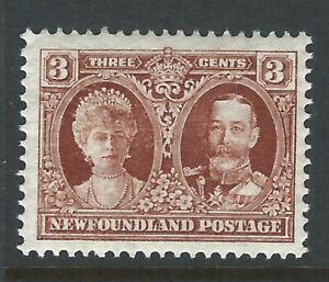Bigjake: Newfoundland #174, 3 cent Queen Mary / King George V