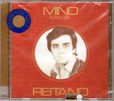 MINO REITANO - MINO CANTA REITANO - CD NUOVO SIGILLATO RARO