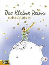 Der Kleine Prinz - Mein Stickerbuch Saint-Exupéry, Antoine de Der kleine Prinz