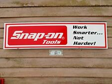 Snap On Tools Reproduction Garage Shop Metal Sign 16x24