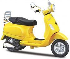 Roller Modell 1:18 Vespa LXV 2014 gelb Maisto