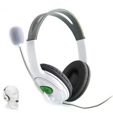 XBOX 360 Sensational Live Stereo Gaming Headset & Microphone Headphones XBOX360