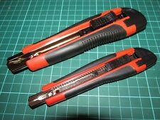 Nuevo 2PC Snap Off Cuchilla maneja sólo comerciante cuchillo titular sin módulos adicionales