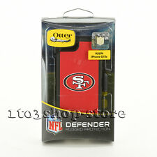 OtterBox Defender iPhone SE iPhone 5 5s Case w/Belt Clip NFL San Francisco 49ers