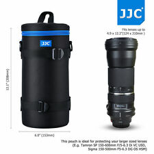 JJC 144x316 mm Deluxe Camera Lens Pouch Bag for Tamron 150-600mm Sigma 150-500mm