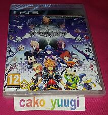 KINGDOM HEARTS HD II.5 REMIX PS3 SONY NEUF SOUS BLISTER 100% FRANCAIS