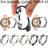 TPU Case for Samsung Galaxy Watch Cover Frame 42mm Protective Bumper 2019