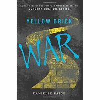 Yellow Brick War (Dorothy Must Die) by Paige, Danielle, NEW Book, FREE & Fast De