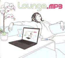 V/A Lounge.mp3 - 2 CD, Bonobo, I:Cube, One Self, Château Flight, Alphawezen, NEU