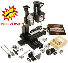 """5400A-CNC INCH CNC Ready Deluxe Mill Package """"A"""" NEW! (See 5410A-CNC for metric)"""