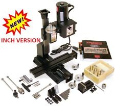 5400a Cnc Inch Cnc Ready Deluxe Mill Package A New See 5410a Cnc For Metric